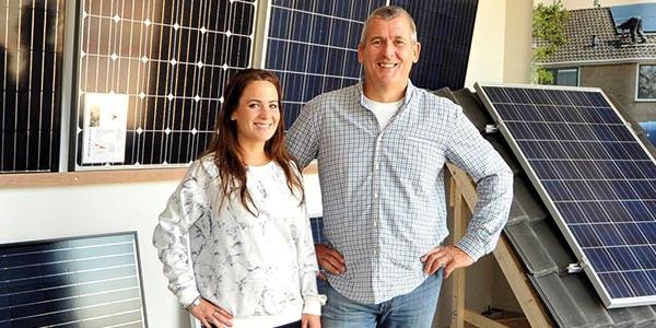 De Solar Store heeft een nieuw pand met showroom