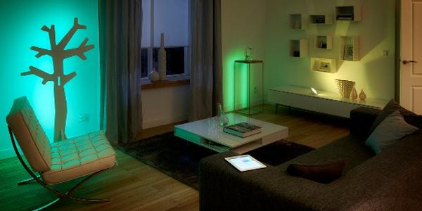 Het gebruik van led lampen in uw interieur