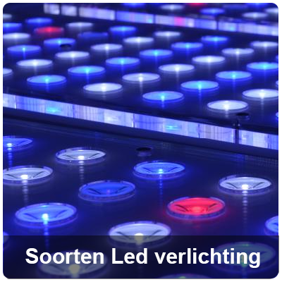 Led verlichting de groene bron for Led verlichting interieur