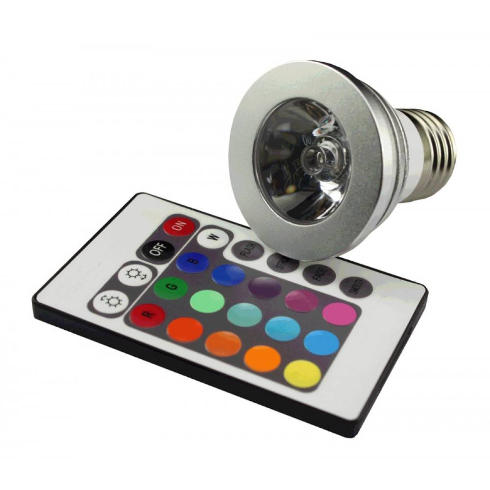 RGB led afstandsbediening