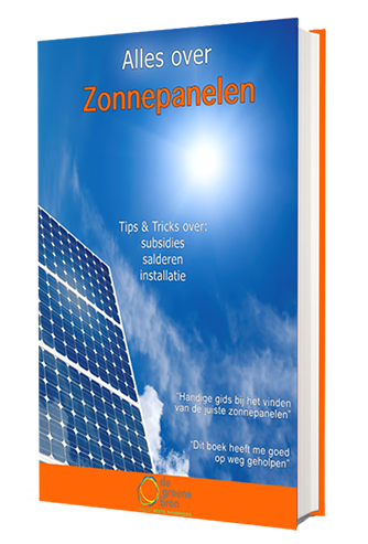ebook alles over zonnepanelen
