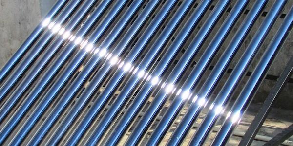 Wat is het rendement van een zonneboiler?