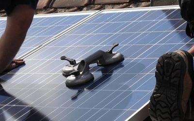 Hoeveel zonnepanelen op het dak?