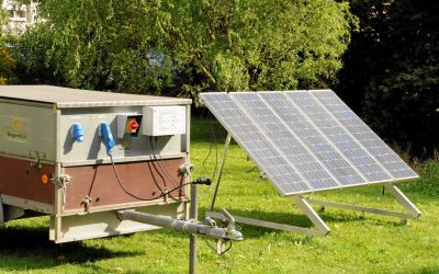 Wat zijn mobiele zonnepanelen, en waar worden ze voor gebruikt?